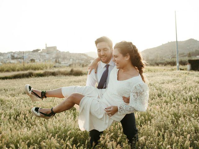 La boda de Alba  y Vicente en Murcia, Murcia 24