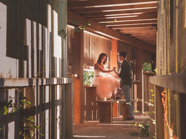 La boda de Rubén y Yoli en Oleiros, A Coruña 2