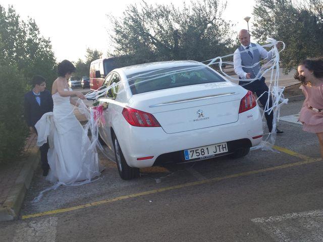 La boda de Javi y Mónica en Calahorra, La Rioja 8