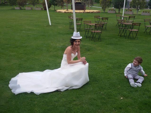 La boda de Javi y Mónica en Calahorra, La Rioja 10