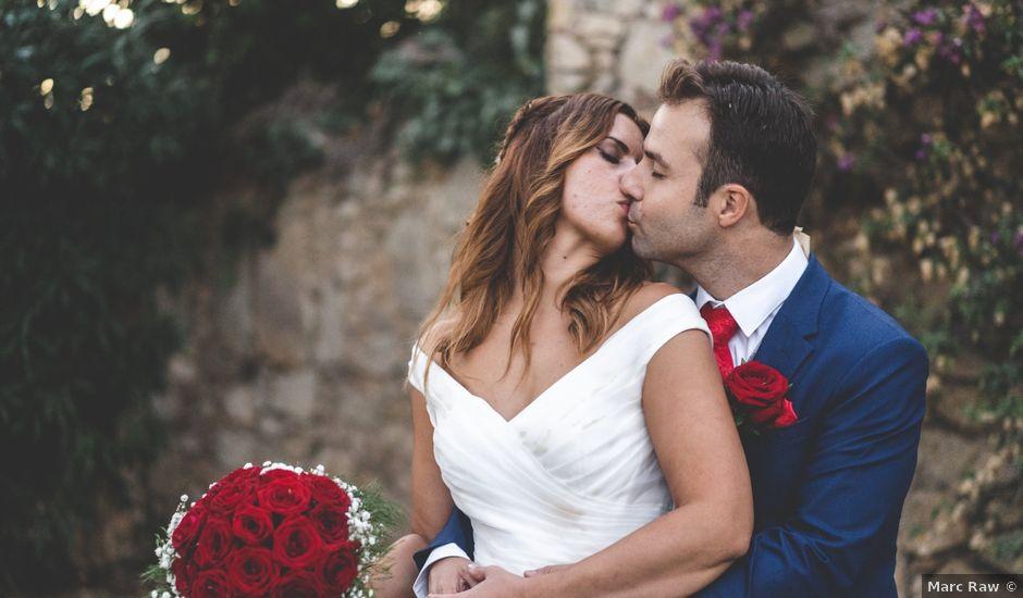 La boda de Miki y Rebeca en Badalona, Barcelona
