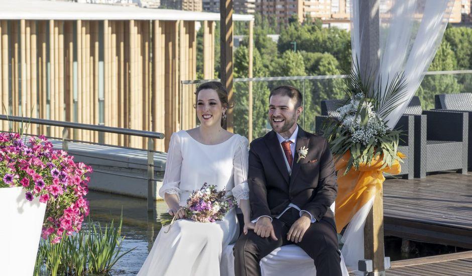 La boda de Daniel y Marta en Zaragoza, Zaragoza