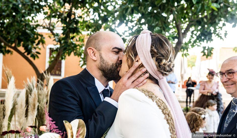La boda de Carlos y Aurea en Castelló/castellón De La Plana, Castellón