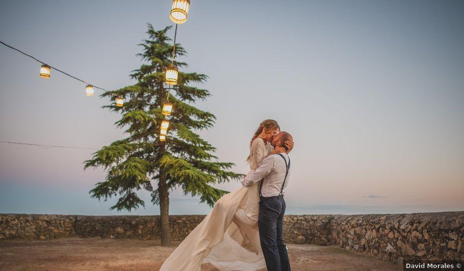 La boda de Alberto y Patricia en Torrelodones, Madrid