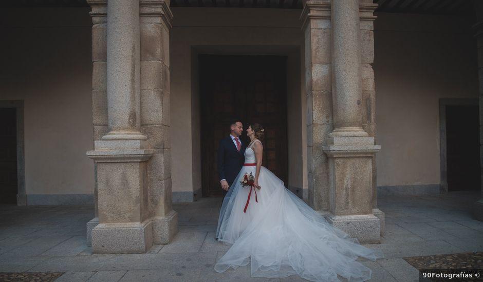La boda de Daniel y Marta en Alcalá De Henares, Madrid
