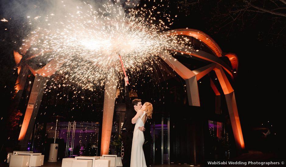 La boda de Joel y Eugenia en Barcelona, Barcelona