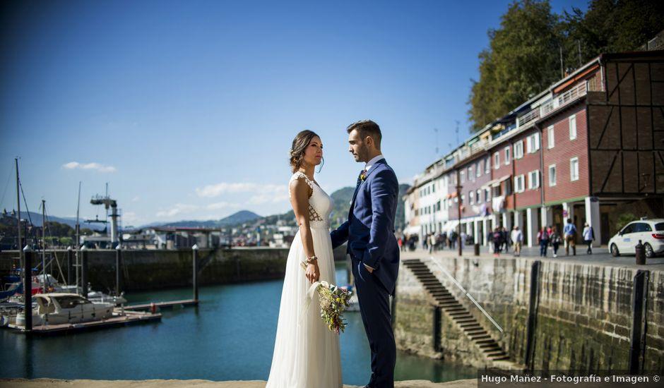 La boda de Rebeca y Iñaki en Donostia-San Sebastián, Guipúzcoa