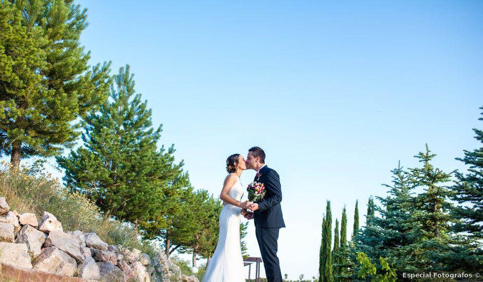 La boda de Miguel y Silvia en Tarancon, Cuenca