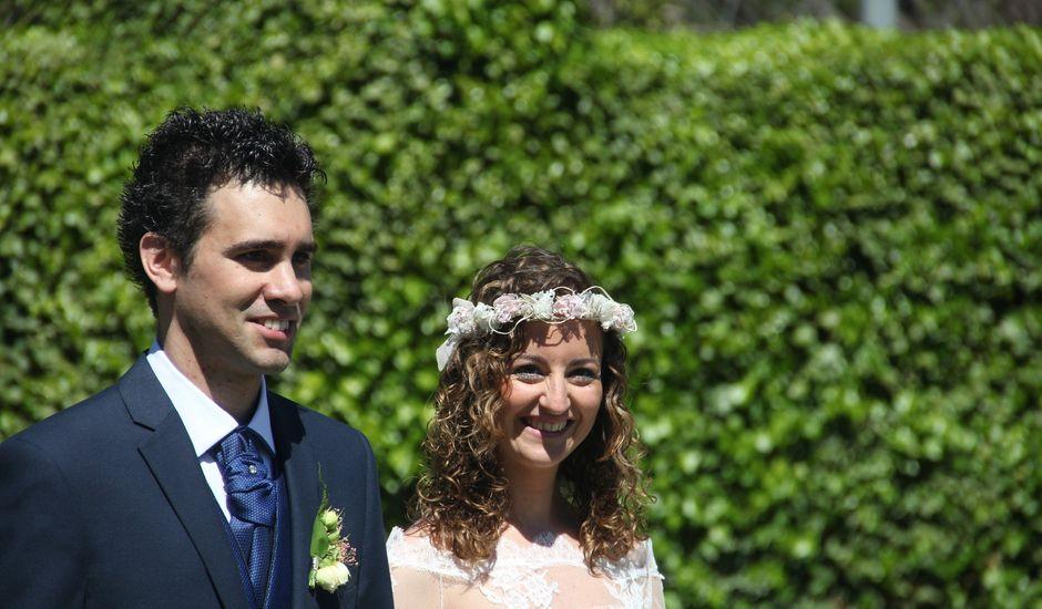 La boda de Cisco y Marta en La Garriga, Barcelona