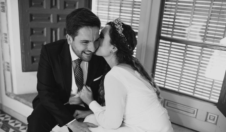 La boda de Alba  y Vicente en Murcia, Murcia