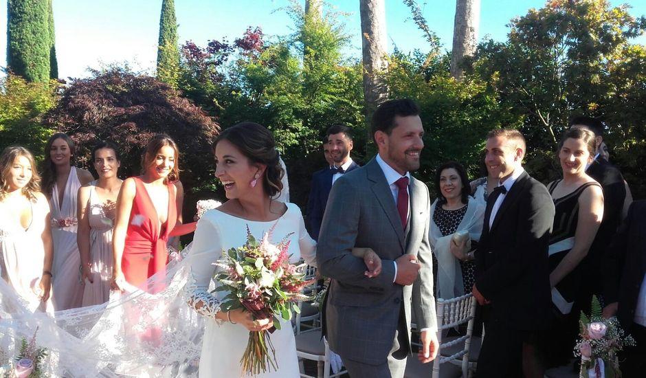 La boda de Rubén y Yoli en Oleiros, A Coruña