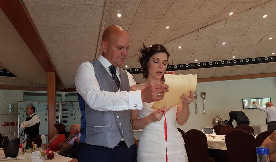 La boda de Javi y Mónica en Calahorra, La Rioja