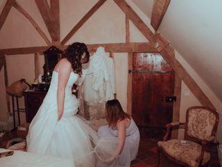 La boda de Nicole y Jean Charles 1