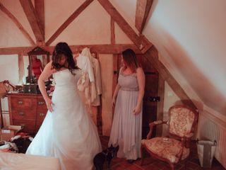 La boda de Nicole y Jean Charles 2