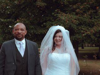 La boda de Nicole y Jean Charles