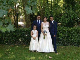 La boda de Oscar y Claudia