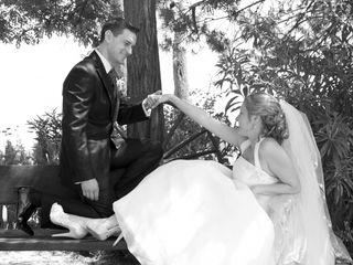 La boda de Gustavo y Cristina