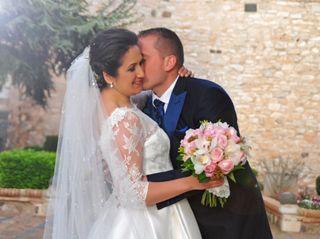 La boda de Miriam y Juanba