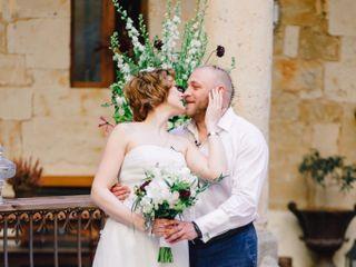 La boda de Irina y Anton