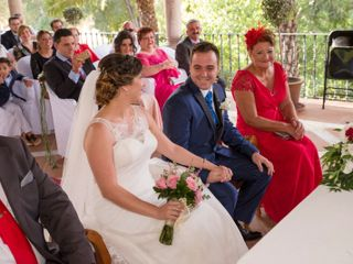 La boda de Rocío  y Cristóbal 2