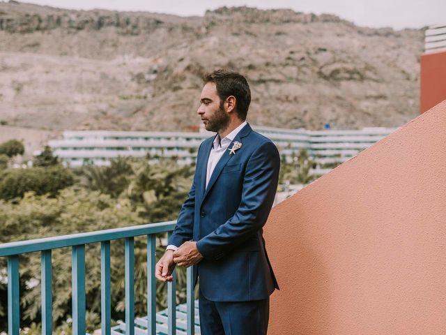 La boda de Elena y David en Las Palmas De Gran Canaria, Las Palmas 6