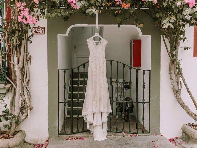 La boda de Elena y David en Las Palmas De Gran Canaria, Las Palmas 9