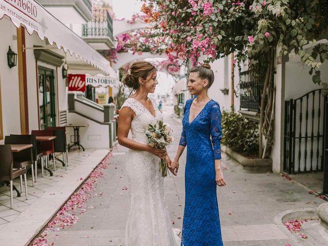 La boda de Elena y David en Las Palmas De Gran Canaria, Las Palmas 11