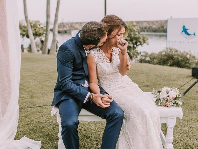 La boda de Elena y David en Las Palmas De Gran Canaria, Las Palmas 1