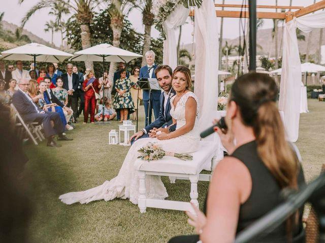 La boda de Elena y David en Las Palmas De Gran Canaria, Las Palmas 16
