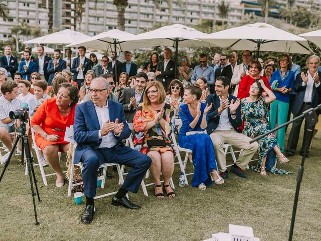 La boda de Elena y David en Las Palmas De Gran Canaria, Las Palmas 17