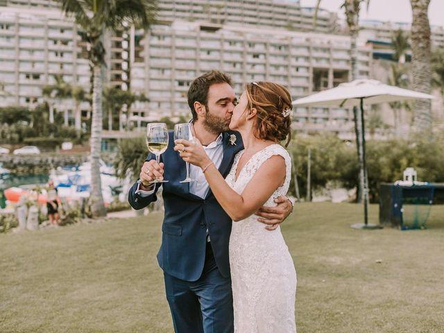 La boda de Elena y David en Las Palmas De Gran Canaria, Las Palmas 19