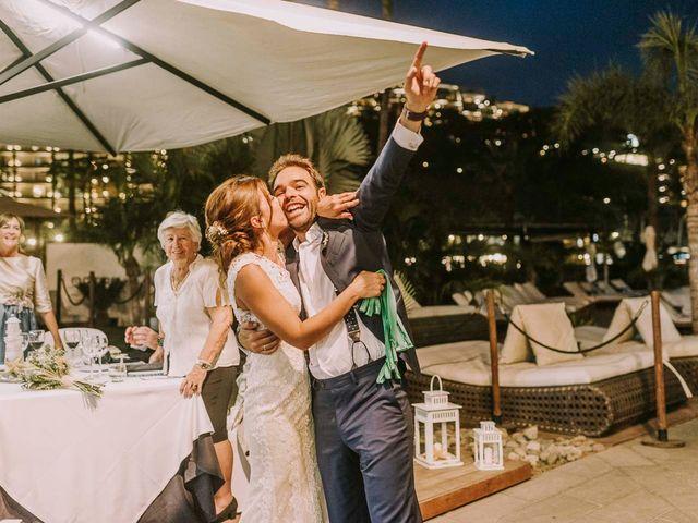 La boda de Elena y David en Las Palmas De Gran Canaria, Las Palmas 24