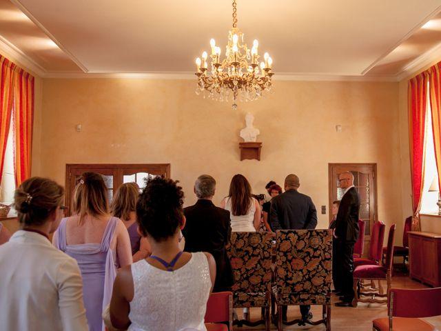 La boda de Jean Charles y Nicole en Barcelona, Barcelona 12