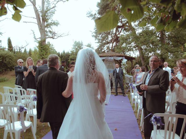 La boda de Jean Charles y Nicole en Barcelona, Barcelona 18