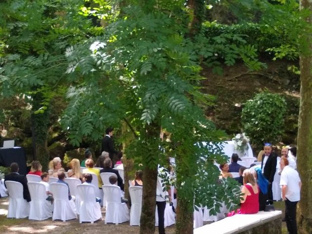 La boda de Claudia y Oscar en Olot, Girona 5