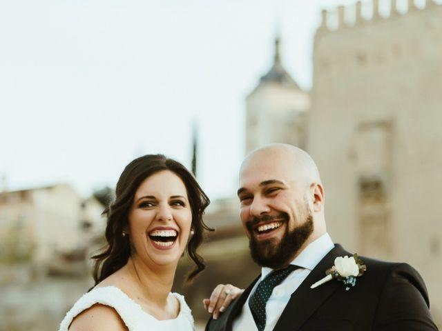 La boda de Alvaro y Natalia en Toledo, Toledo 16