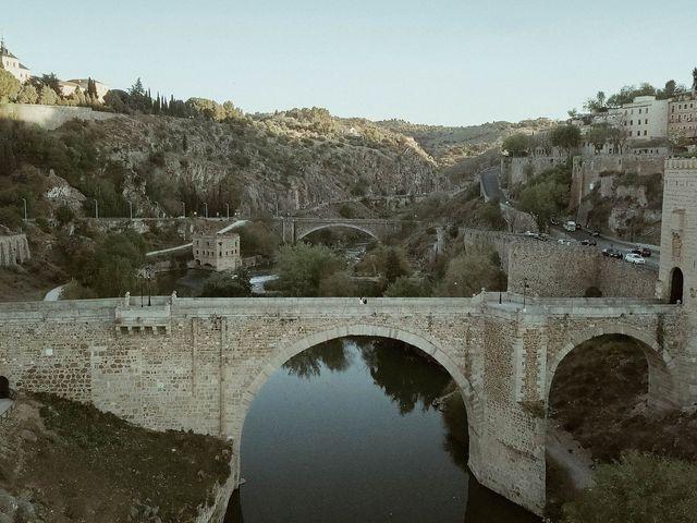 La boda de Alvaro y Natalia en Toledo, Toledo 17