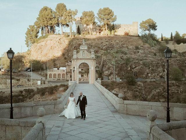 La boda de Alvaro y Natalia en Toledo, Toledo 18