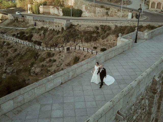 La boda de Alvaro y Natalia en Toledo, Toledo 3