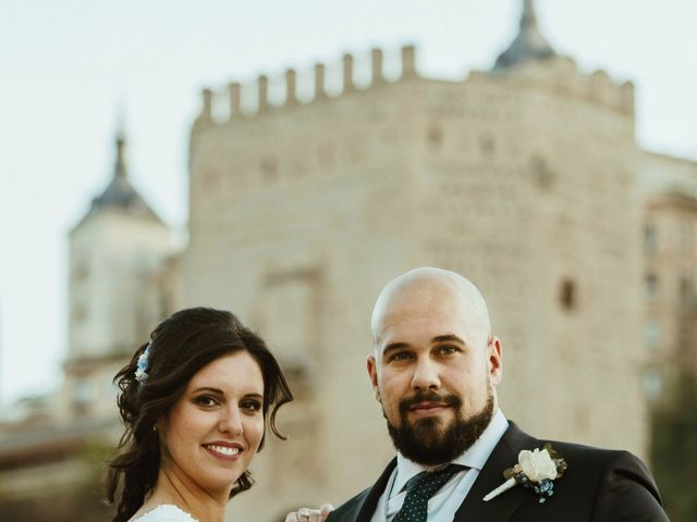 La boda de Alvaro y Natalia en Toledo, Toledo 19
