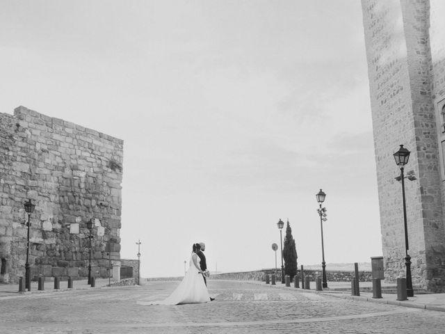 La boda de Alvaro y Natalia en Toledo, Toledo 20