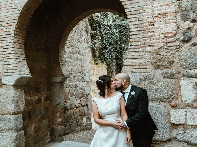 La boda de Alvaro y Natalia en Toledo, Toledo 21