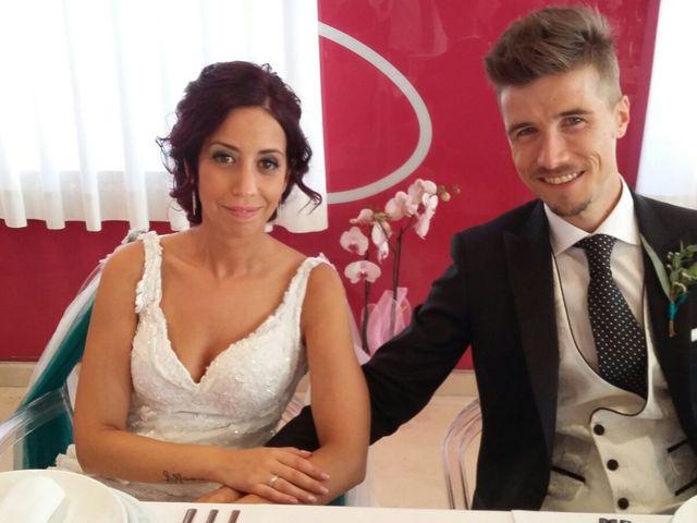 La boda de Tania y Pedro