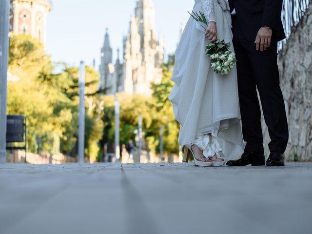La boda de Carlos y Sheila en Barcelona, Barcelona 17