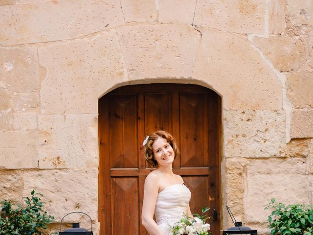 La boda de Anton y Irina en Salamanca, Salamanca 14
