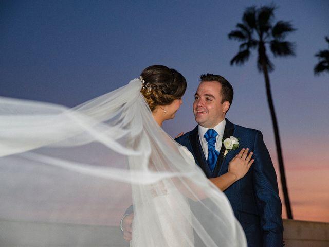 La boda de Rocío  y Cristóbal