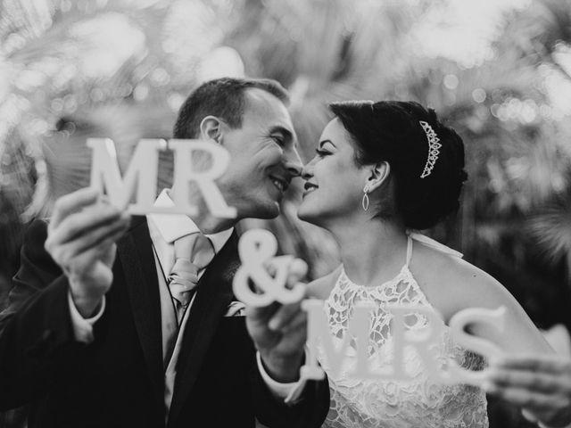 La boda de Maria Fernanda y Vicente