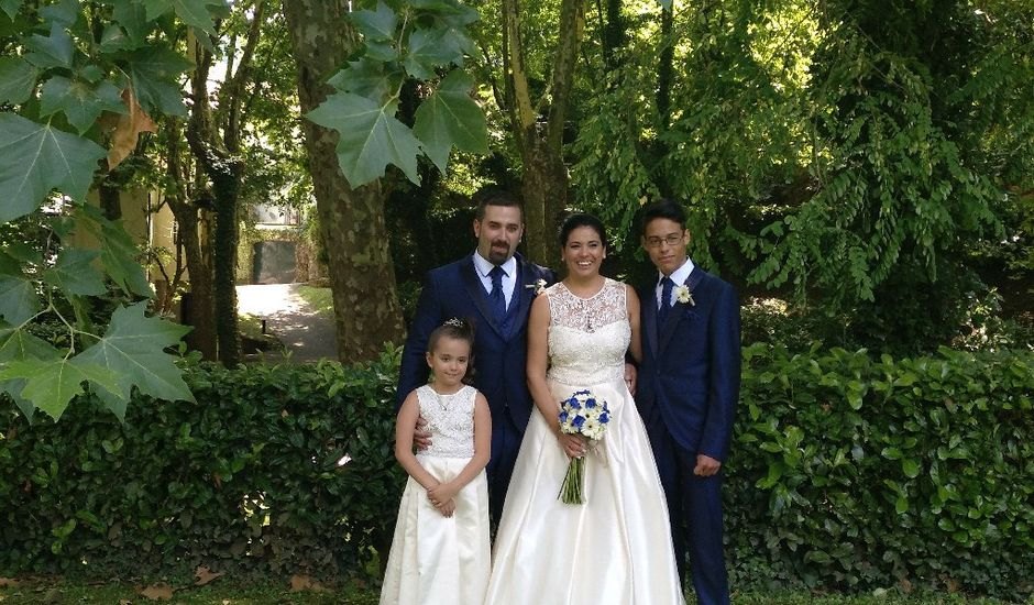 La boda de Claudia y Oscar en Olot, Girona