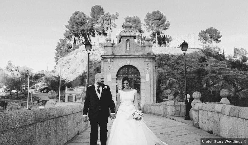 La boda de Alvaro y Natalia en Toledo, Toledo