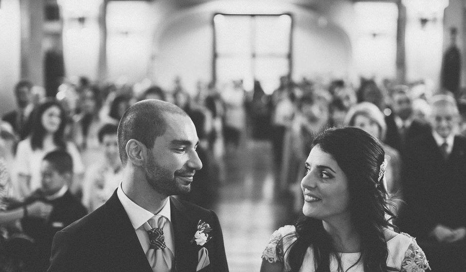 La boda de Tony y Lucía en Oviedo, Asturias